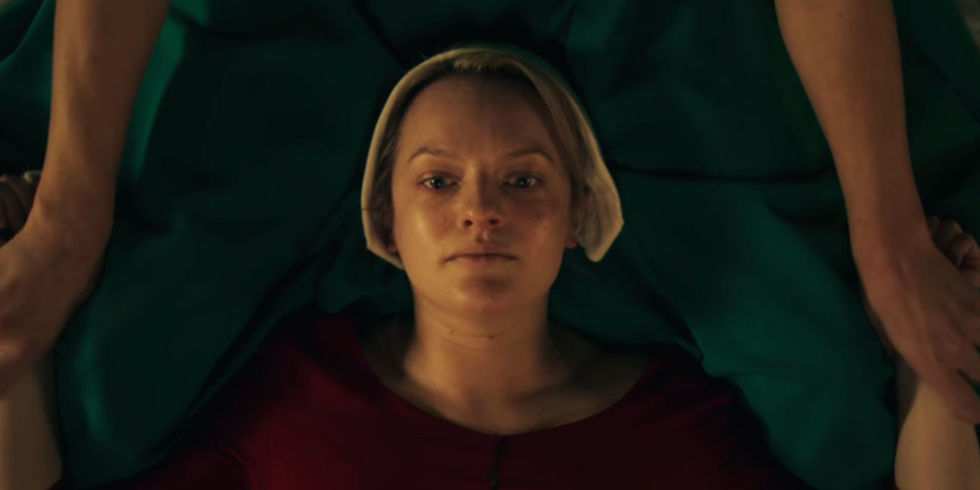 The Handmaid's Tale: Has 1990's TV Paranoia Returned?