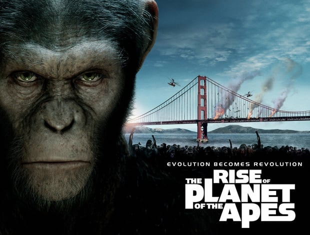 Rise of the Planet of the Apes(2011)