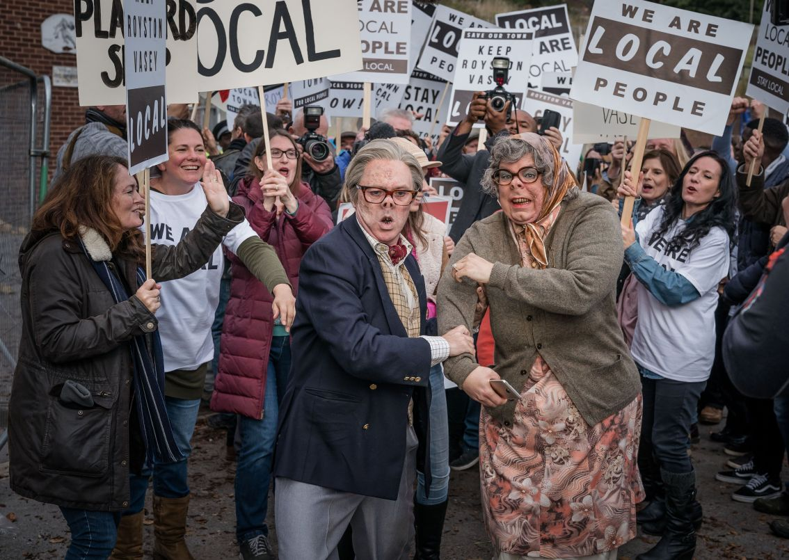The League of Gentlemen's Brexit Britain: why the old guard TV shows are returning now