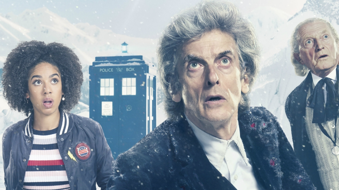 Doctor Who Christmas Special 2017 – 'Twice Upon aTime'