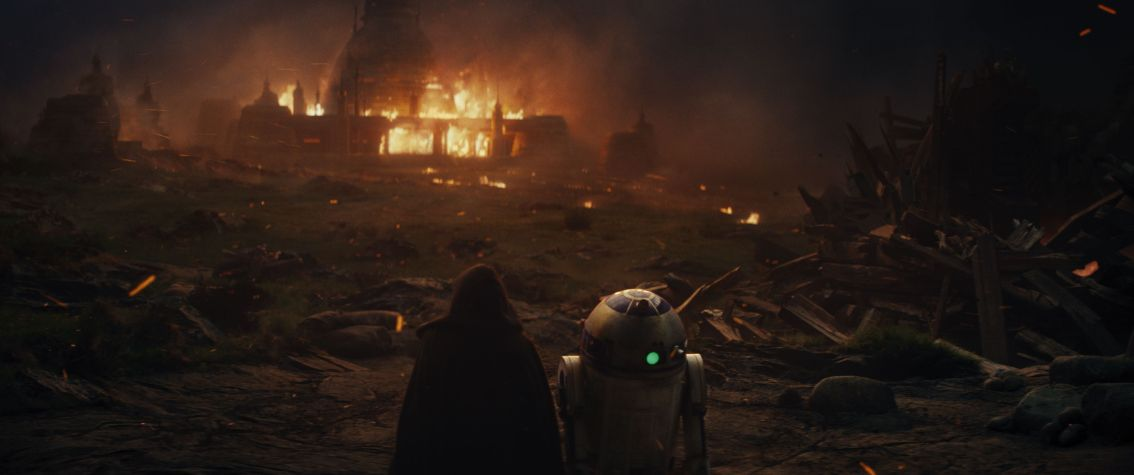 The Last Jedi: from Space Fantasy to SpaceEquality