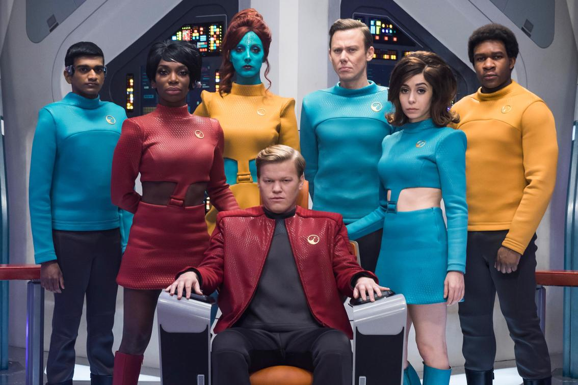 Black Mirror Season 4 – A Unified Theory