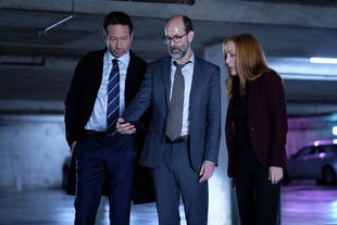 The X-Files – 'The Lost Art of ForeheadSweat'