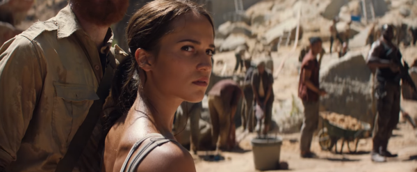 Tomb Raider (2018) – Cultural Conversation