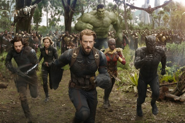 Marvel, Gatekeeping and the 'Problem' with Avengers: Infinity War