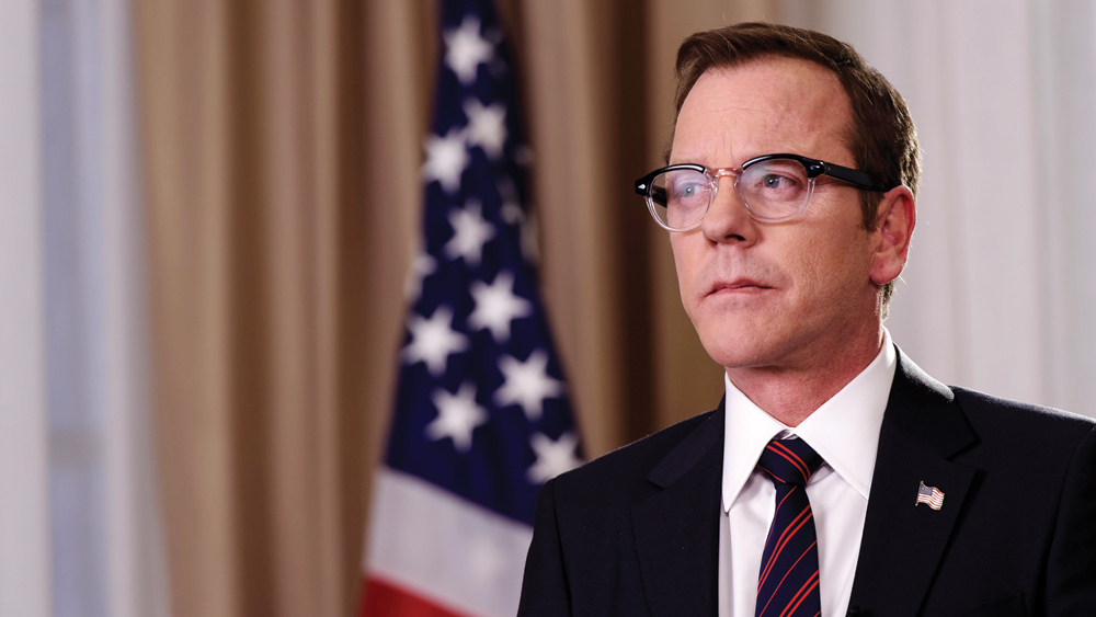 Goodbye Designated Survivor: Your Heart Was in the Right Place
