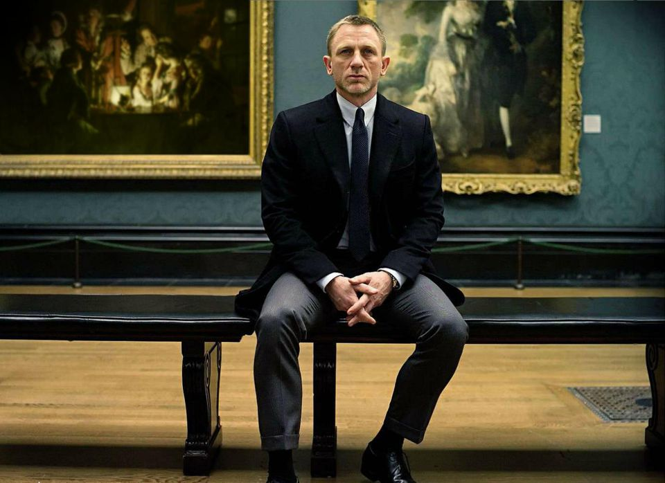 What if killing off Daniel Craig's James Bond makes sense?