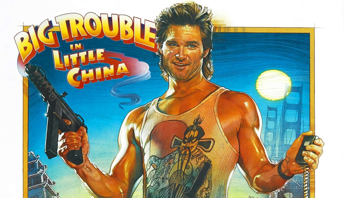 Podcast Appearance: The Projection Booth #397 – Big Trouble in Little China