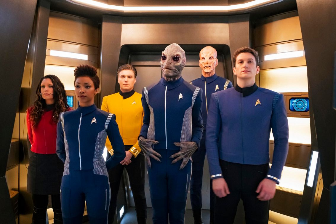 Star Trek: Discovery – 'Brother' (2×01)