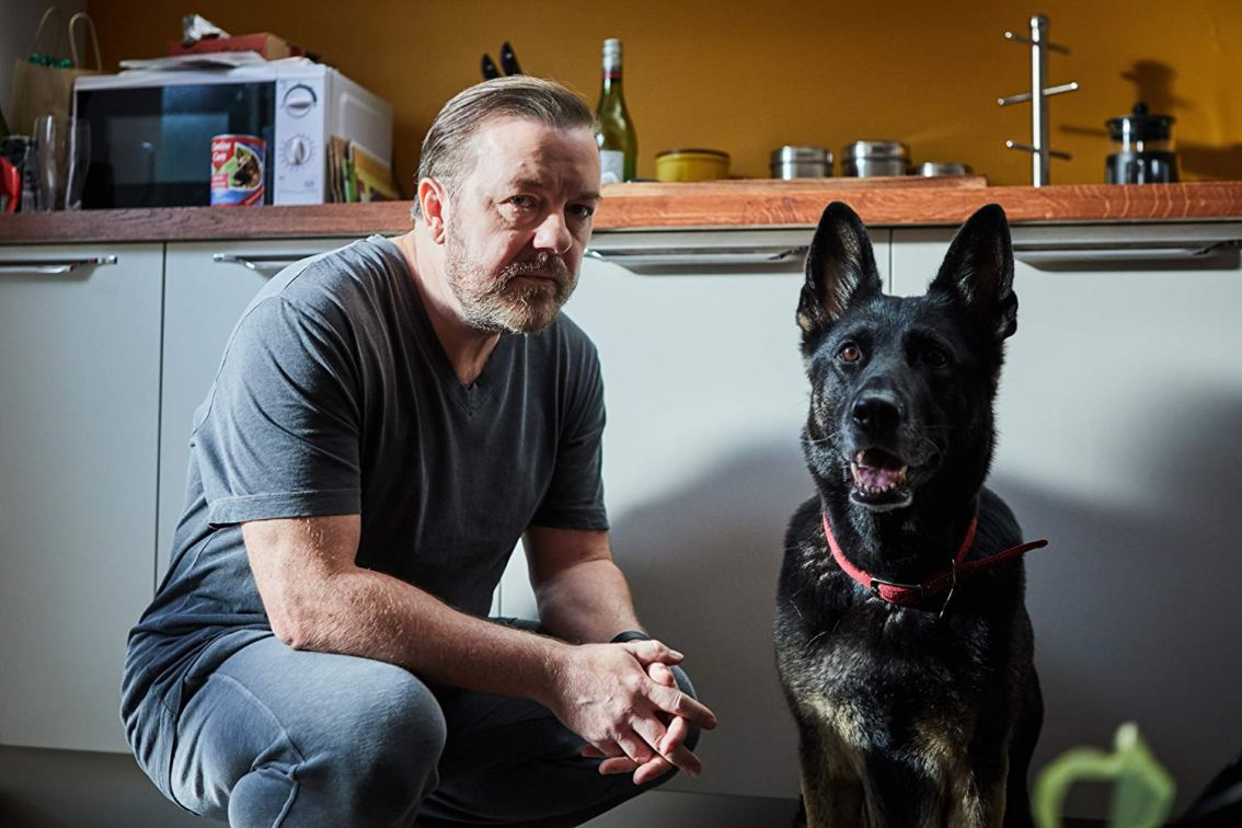 After Life: What is Ricky Gervais *really* grieving?