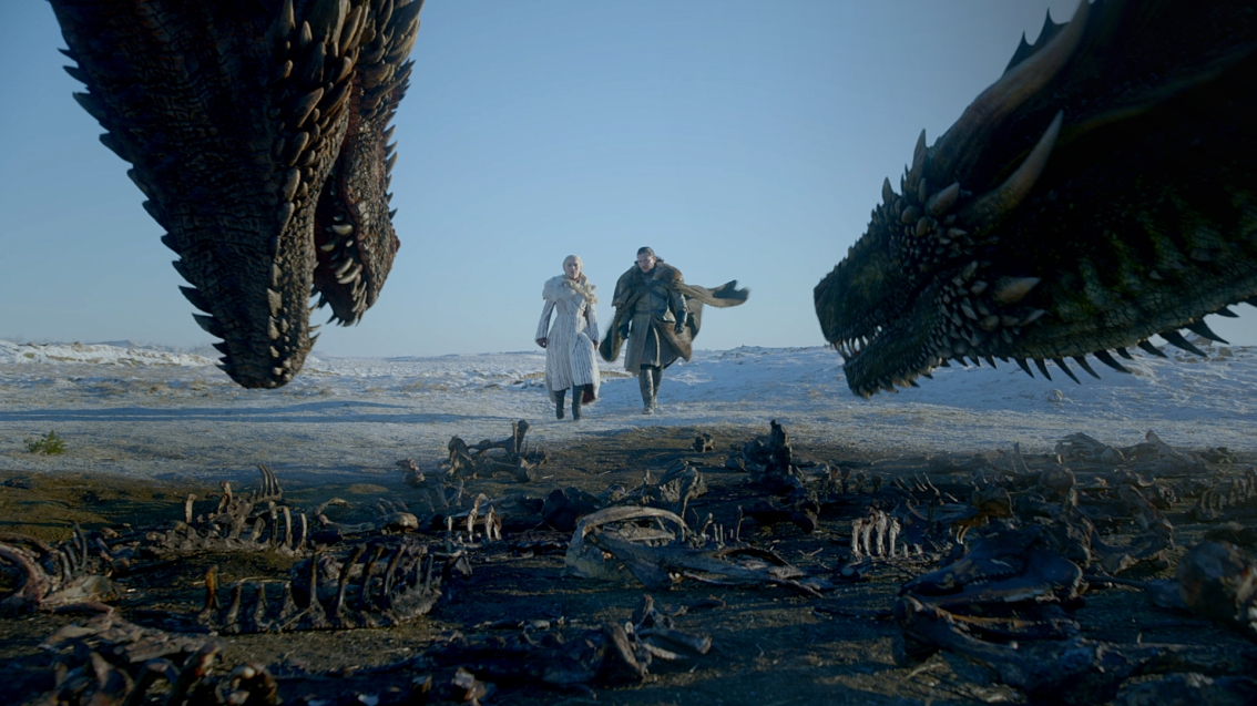 The Sense of an Ending: Game of Thrones, Lost and DelayedAnticipation