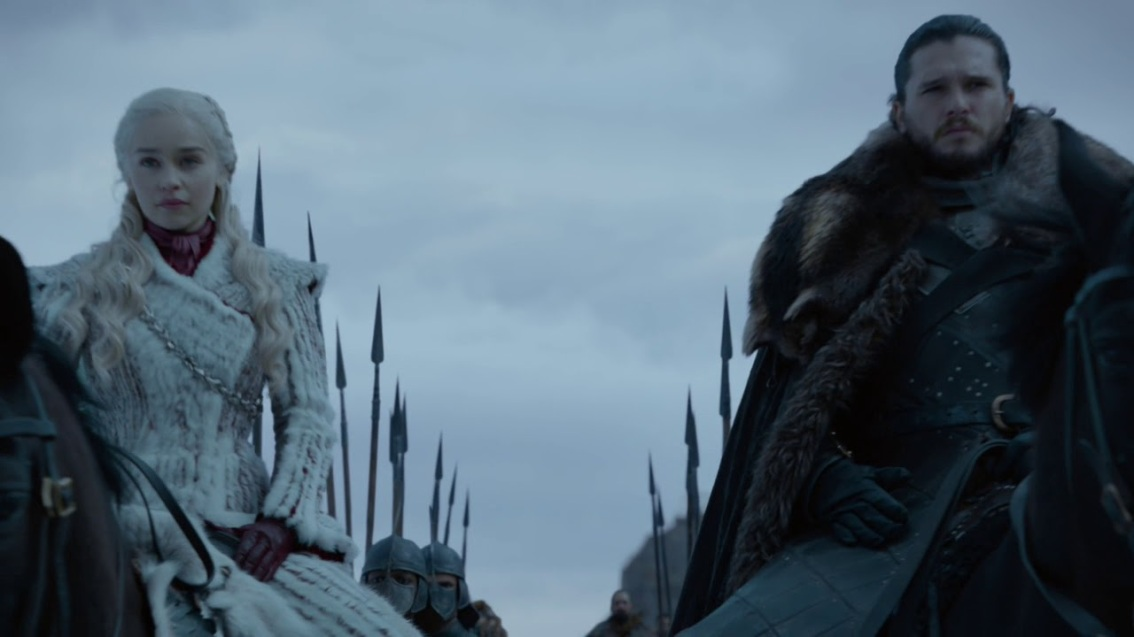 Game of Thrones – 'Winterfell' (8×01)