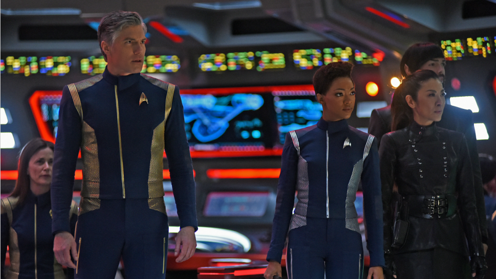 Fandom, Star Trek: Discovery and its Dark Reflection