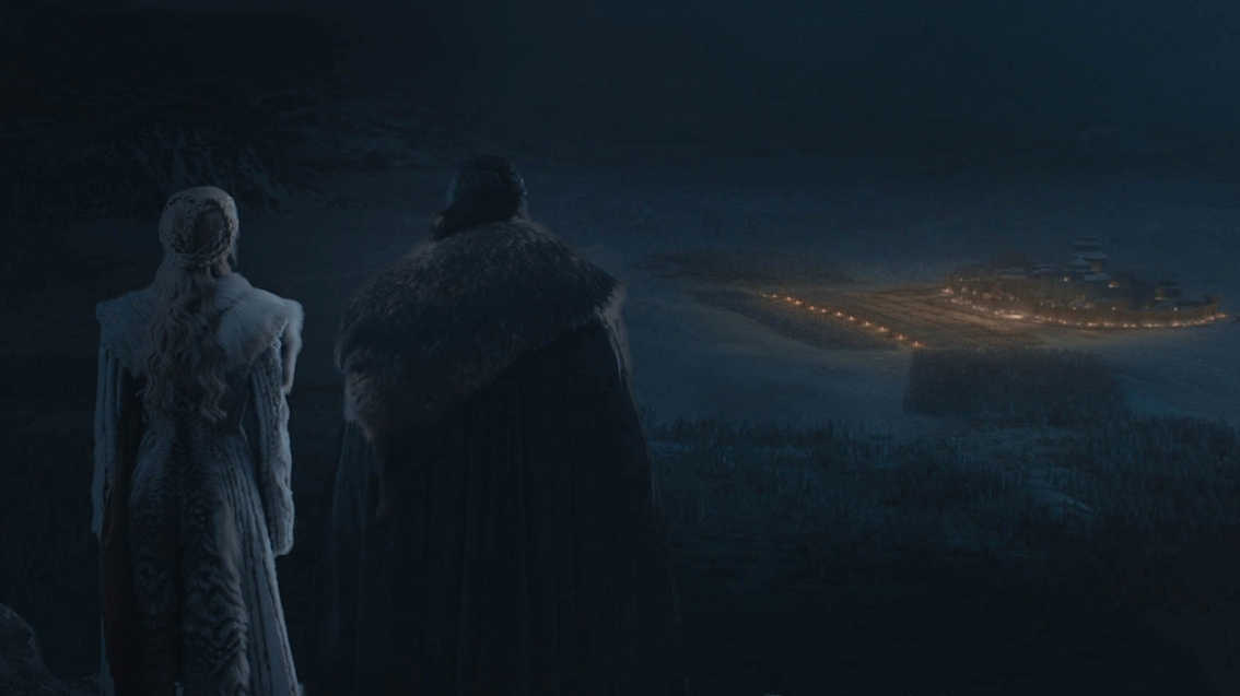 Game of Thrones – 'The Long Night'(8×03)