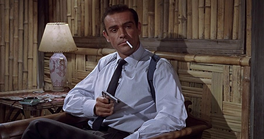 That Same Old Dream: Dr. No (1962 – James Bond #1)
