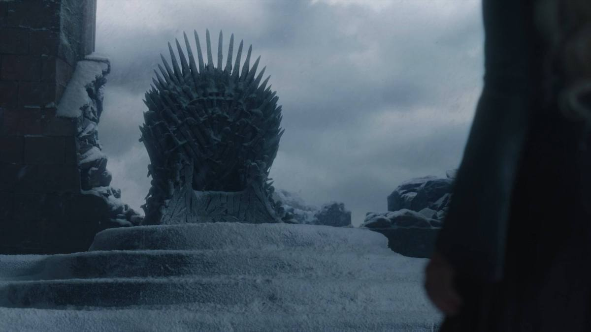 Game of Thrones - 'The Iron Throne' (8x06)
