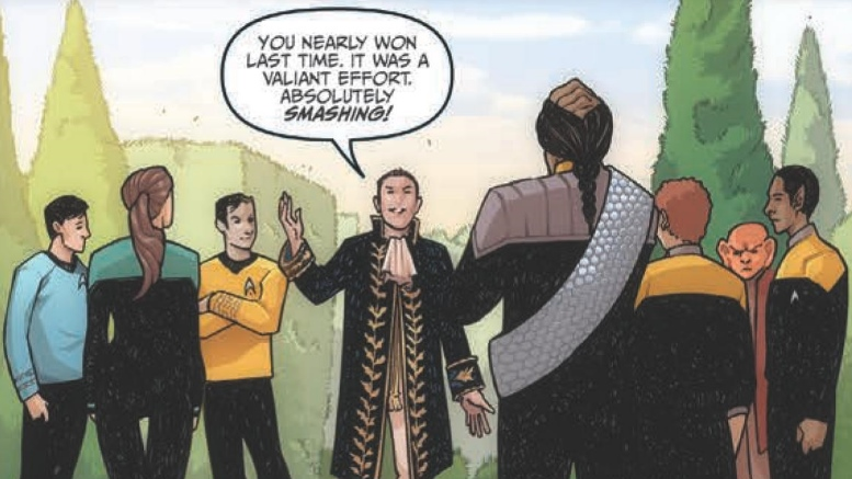Star Trek: The Q Conflict (#2/3)