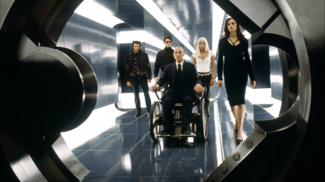 Mutated Anxiety at the Millennium: X-Men(2000)