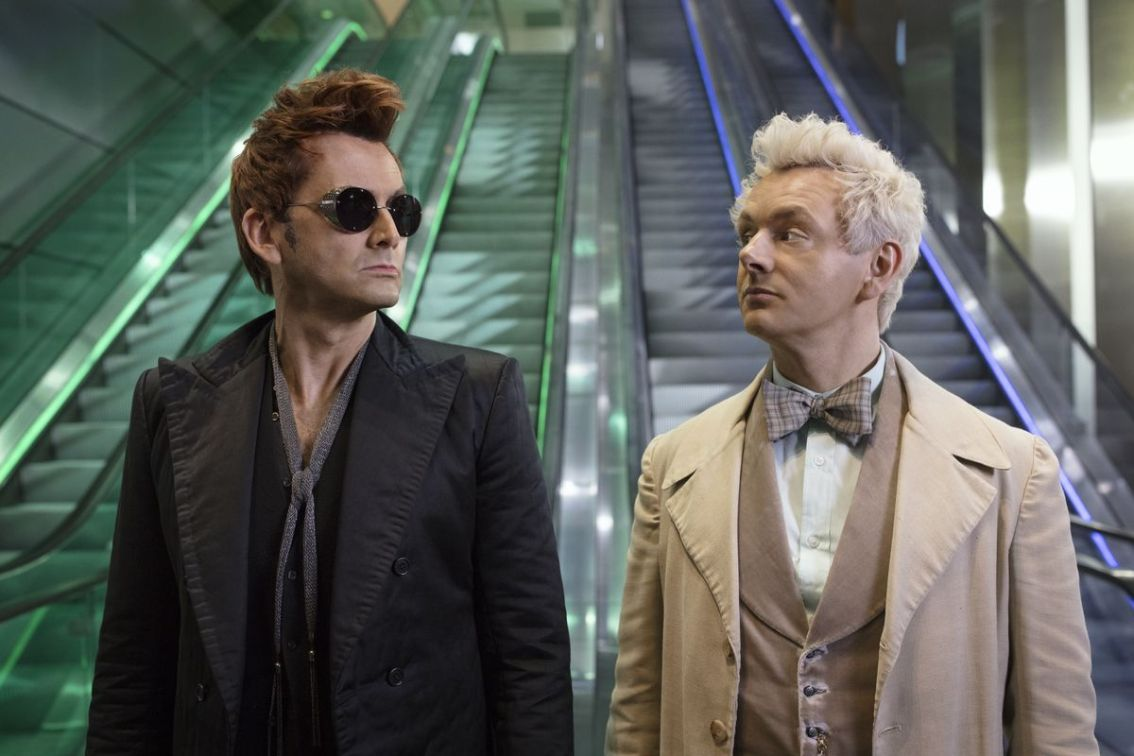 'Ineffably' Disappointing: Good Omens (2019)