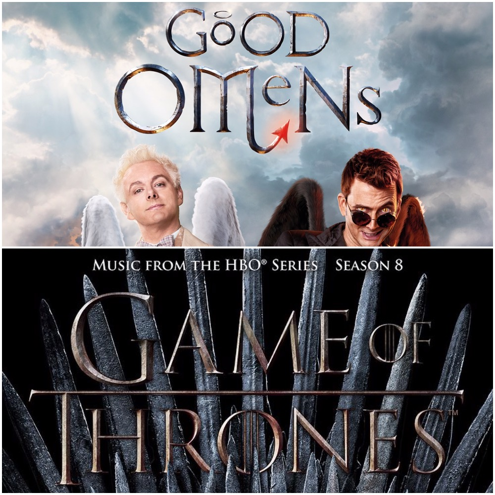 New Podcast: Between the Notes – 'Good Omens / Game of Thrones' (ft / David Arnold)
