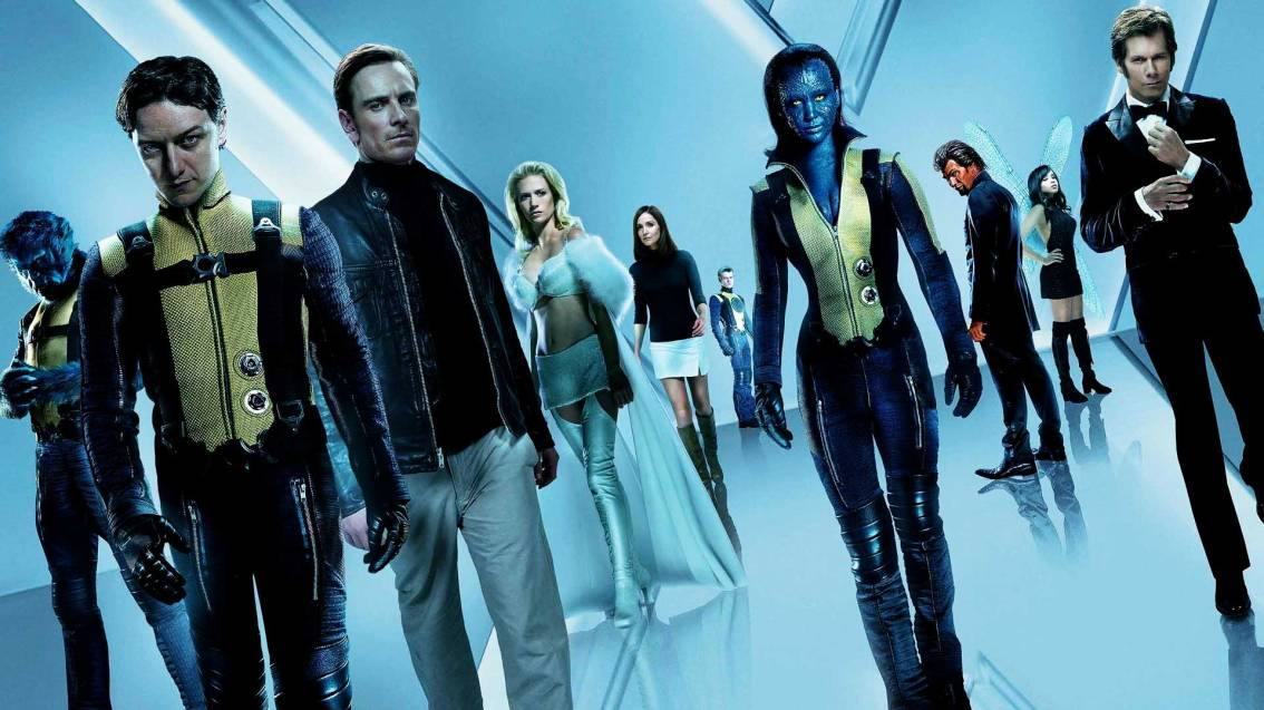Origin of Species: X-Men – First Class (2011)